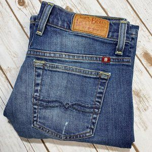 Lucky Brand Jeans New Easy Rider Boot Cut 4 27